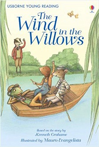 The Wind in the Willows (3.2 Young Reading Series Two (Blue))