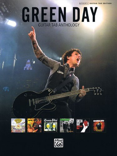 Green Day Guitar Tab Anthology Authentic Guitar Tab Edition Book by Green Day (2010-05-01)