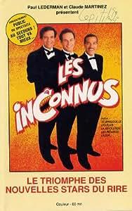 Au Secours Tout Va Mieux ! : Ze Inconnus Story [VHS]