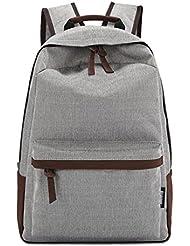 OHmais mochila de viaje el coreano estudiantes lindo paquete de ocio nuevo Bolla Moda Simple para Chicas Chicos