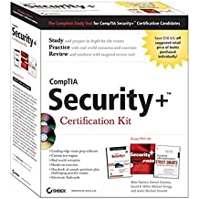 [(CompTIA Security+: Certification Kit)] [By (author) Michael A. Pastore ] published on (March, 2008)