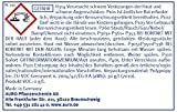 AURO Kalk-Buntfarbe Braun 0,25 L