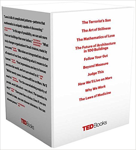 TED Books Box Set: The Completist (7 Book Series)