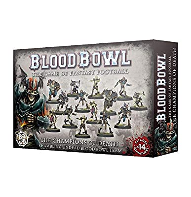 Games Workshop Blood Bowl - Champions of Death 200-62