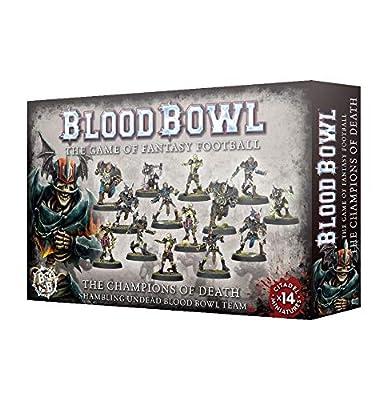 Games Workshop Blood Bowl - Champions of Death 200-62