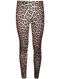 WOMENS LADIES AZTEC SKULL STRIPE ANIMAL PLANET LETTER PRINT MULTI FULL LEGGINGS Size 8 10 12 14