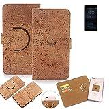 K-S-Trade 360° Cover cork Case for Nokia 6 Dual-SIM |