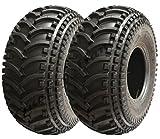 2 - 22x11.00-8 pneus quad, 22 11 8 Pneus VTT Wanda P308 E marqués...