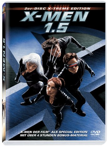 X-Men 1.5 (X-Treme Edition) [Special Edition] [2 DVDs] - Xtreme Berry