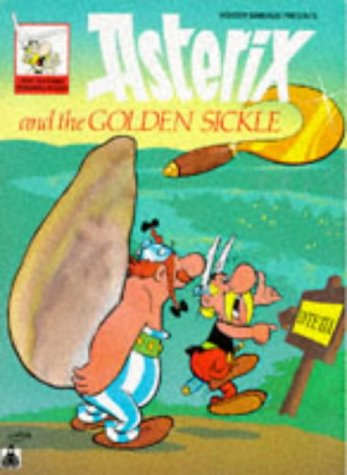 Asterix Golden Sickle Bk 15 PKT