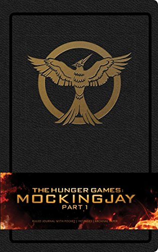 Hunger Games: Mockingjay Part 1 Hardcover Ruled Journal (Insights Journals)