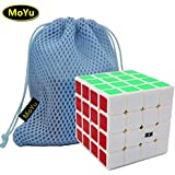 MoYu Aosu New Structure 4x4x4 Speed Cube White Colour + One MoYu Cube Bag
