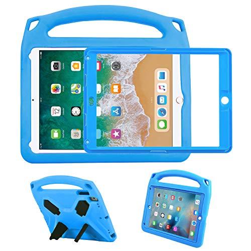 NEWSTYLE iPad 9.7 2018/2017 Funda para Niños,Ligero y Super Protective Funda...