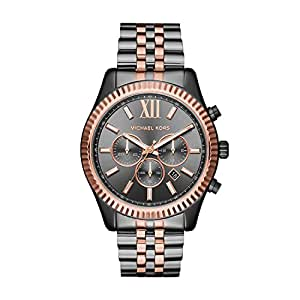 Michael Kors Men's Watch MK8561: Amazon.co.uk: Watches - photo #14