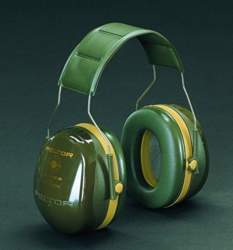 1 unidad//caja Verde 3M Peltor H540AGN Orejeras de protecci/ón