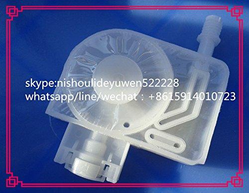 Tecnica di Liku 10 pezzi della testina di stampa Damper DX5 4450/4800/4880/7800/7880/9880/9450/9800 stampante per ammortizzatore ECO -Solvente Waterbased Ink