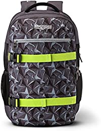 American Tourister X-Lete 30.5 Ltrs Grey Laptop Backpack (Fi8 (0) 08 001)
