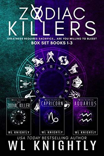 Zodiac Killers: Box Set Books 1-3 (English Edition) -