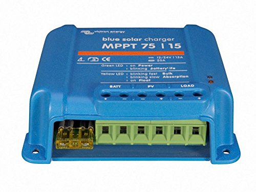 Victron Energy BlueSolar MPPT 75/15 12V 24V 15A, 1 Stück, 8719076025320 - 2