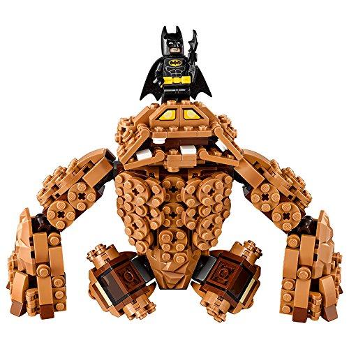 Lego Batman - Clayface ataque cenagoso (70904)