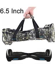 16,5cm Camouflage Sac à main Scooter électrique Smart Hoverboard Sac de transport