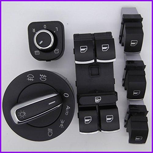 dengzhu-set-6-cromo-interruptor-faros-delanteros-para-ventana-para-volkswagen-tiguan-cc-jetta-mk5-mk
