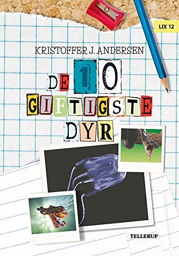 De 10 dyr: De 10 giftigste dyr (Danish Edition) eBook: Andersen ...