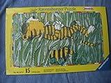 Gute Nacht Kleiner Tiger Puzzle 15 Teile