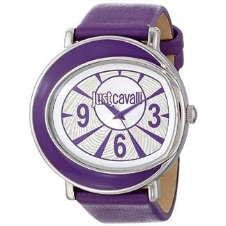 Just Cavalli Reloj analogico para Mujer de Cuarzo con Correa en Piel R7251186501