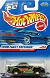 Hot Wheels 1998 First Editions -#18 Mustang Cobra 5-Spoke #665 1:64 Scale Collectible Die Cast Car by Hot Wheels