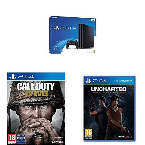 PlayStation 4 (PS4) - Consola [Bundle]