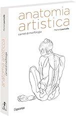 Anatomia artistica. Carnet di morfologia