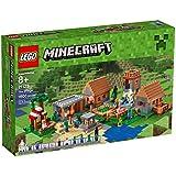 LEGO Minecraft - The Village, juegos de construcción (21128)
