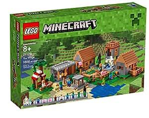 Lego Minecraft 21128 Il Villagio