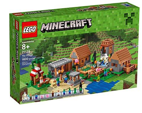 Die besten LEGO Minecraft Sets 2017 - LEGO Minecraft 21128 - Das Dorf