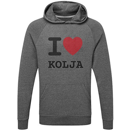 JOllify Kolya Functional Jumper Hoodie with High-Quality Pressure for Sport and Freetime 255g/M M