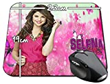 Selena Gomez C Tapis De Souris Mousepad PC