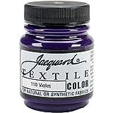 Jacquard Produkte Textil Farbe Stoffmalfarbe, Acryl, Mehrfarbig, 4.4400000000000004x4.4400000000000004x6.35 cm