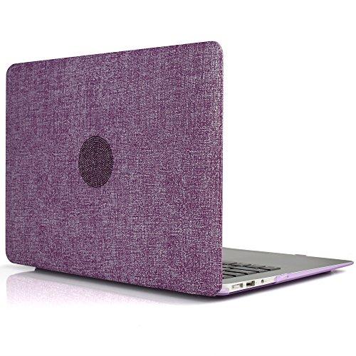 idoo-macbook-schutzhulle-hard-case-fur-macbook-air-13-zoll-in-textil-optik-und-sommerlicher-pastellf