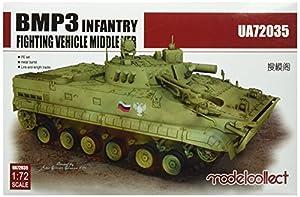 Modelcollect ua72035Maqueta de bmp3Infantry Fighting Vehicle Middle Versión
