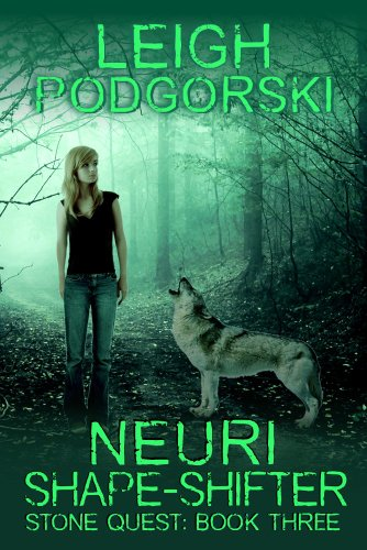 Book cover image for Neuri Shape-Shifter (Stone Quest Book 3)