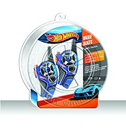 Hot Wheels Walkie Talkies, Multi Color