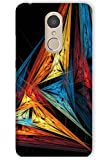 IndiaRangDe Case For Lenovo K6 Note (Printed Back Cover)