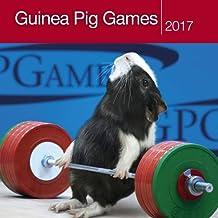 Guinea Pig Games 2017 Calendar