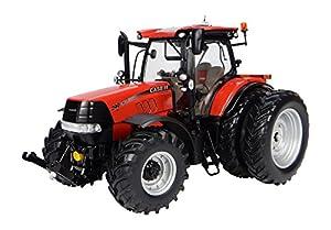 Universal Hobbies-uh4961-Tractor-Case IH Puma Modelo CVX 240-Rojo-Escala 1/32