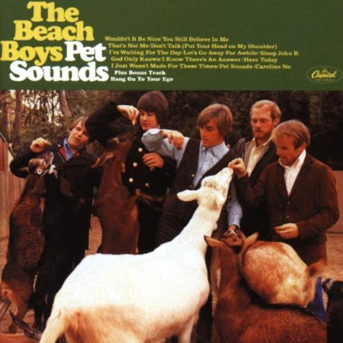 Pet Sounds (Complete Album in Stereo & Mono) by The Beach Boys (1999-10-05) (Beach Boys-pet Sounds Mono)