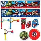 Marvel Avengers Assemble 48 Piece Party Favour Kit by Marvel