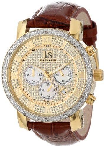 Joshua & Sons JS-28-03 - Reloj para hombres