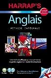 Harrap's Méthode Intégrale anglais 2CD+livre - Harrap's - 23/03/2011