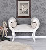 Königliches Sofa, Recamiere, Couch, Barocksofa, Ottomane mit königlichem Ambiente im opulenten Barockstil- Palazzo Exclusive